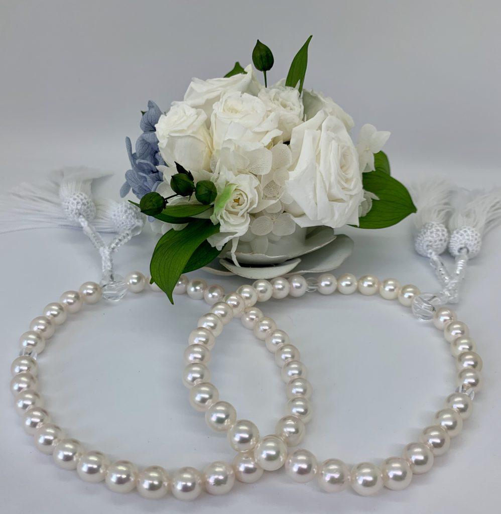 あこや真珠念珠数珠